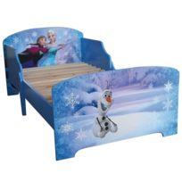 Jemini - Lit enfant La Reine des Neiges Bleu Disney Frozen