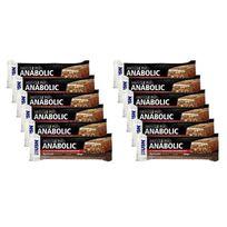 Usn - Protéine Muscle Fuel Anabolic Barres Cookies et Cream 12 x 100 g