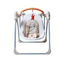 TIGEX - Transat balancelle bébé KOALA - Gris