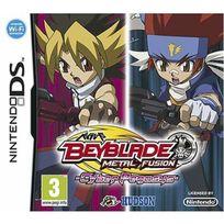 Konami - Beyblade Metal Fusion + toupie DS