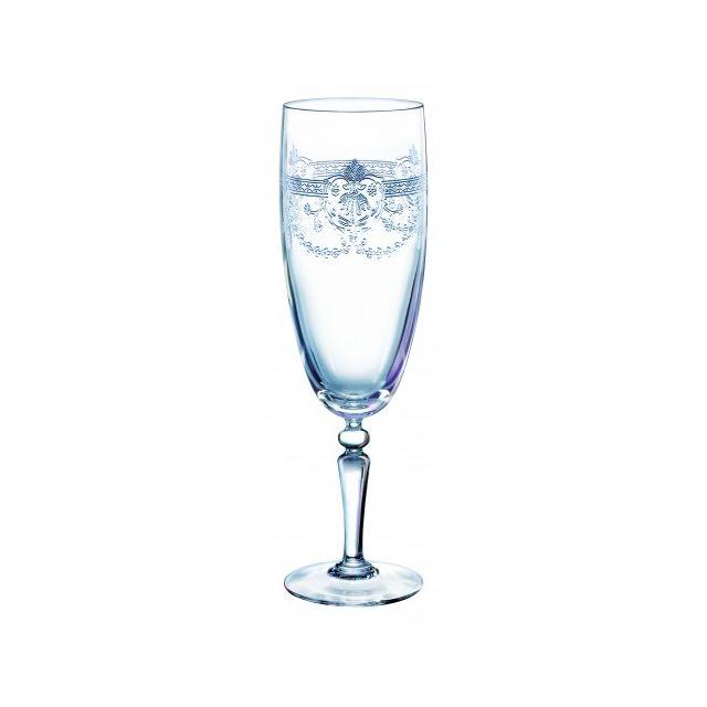 cristal d 39 arques fl te champagne 17cl lot de 6 dampierre pas cher achat vente flute. Black Bedroom Furniture Sets. Home Design Ideas