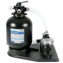 Pentair - groupe de filtration 7m3/h avec pompe et filtre à sable - fs-19a6-sw12