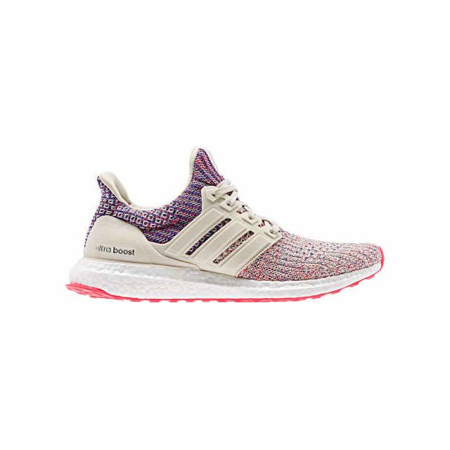 Adidas Chaussures Ultraboost blanc rose multicolore femme