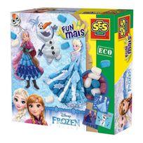 Ses Creative - Jeu de fabrication de figurines Funmais - La reine des neiges
