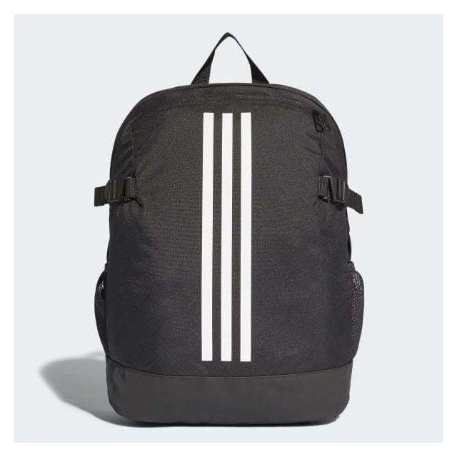 Adidas Sac à dos 3 Stripes Power Medium noir Un sac à dos avec des bretelles aérées en mesh pour un maximum de confort.