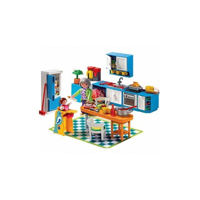 Cuisine playmobil kreta natur cuisine de playmobil with - Playmobil cuisine 5329 ...