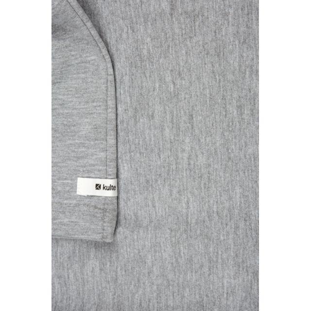 KULTE T-shirt unisexe Wildest gris Le tee-shirt unisexe Wildest a un toucher très doux dû au coton premium qui le compose. Kulte propose avec ce t-shirt gris, un produit graphique avec un motif vert avec des finitions de qualité.