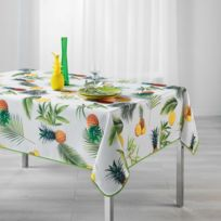 NAPPE RECTANGLE 150 x 240 CM POLYESTER PHOTOPRINT HEARTY