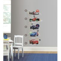 Thedecofactory - Stickers Disney Toise Cars 2 Géant Roommates Repositionnables 132x71cm