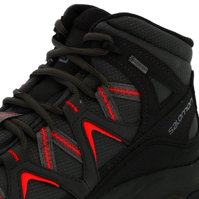 Salomon Chaussures marche randonnées Bekken mid gtx anth l