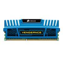 Corsair - Ddr3 Vengeance Blue, 4 Go, 1600 Mhz, Cas 9