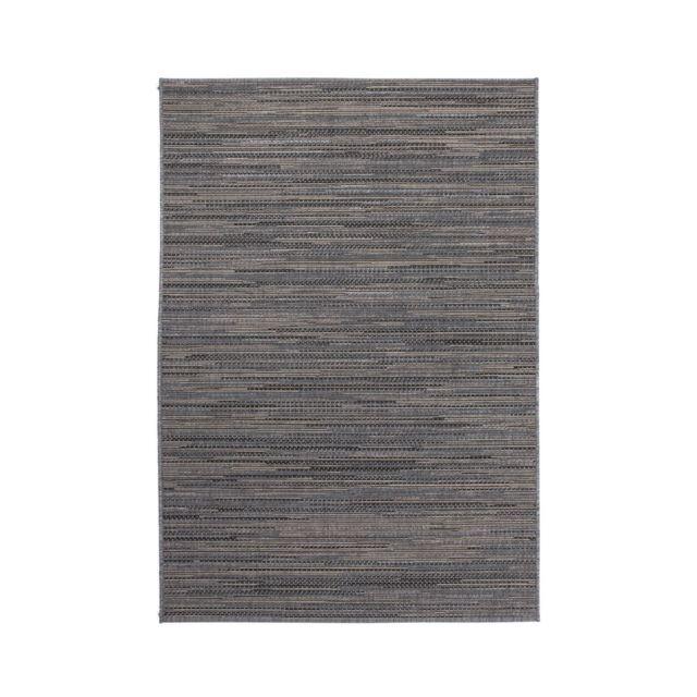 allotapis tapis int rieur et ext rieur effet sisal en polypropyl ne gris opus pas cher achat. Black Bedroom Furniture Sets. Home Design Ideas