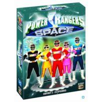 Lcj Editions - Power Rangers : Space - Coffret 2