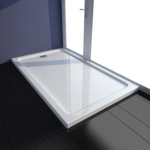 receveur de douche achat receveur de douche pas cher rue du commerce. Black Bedroom Furniture Sets. Home Design Ideas