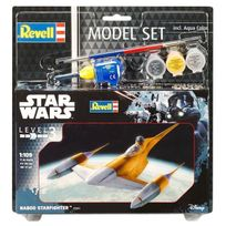 Revell - Star Wars Model-Set Naboo Starfighter - Maquette