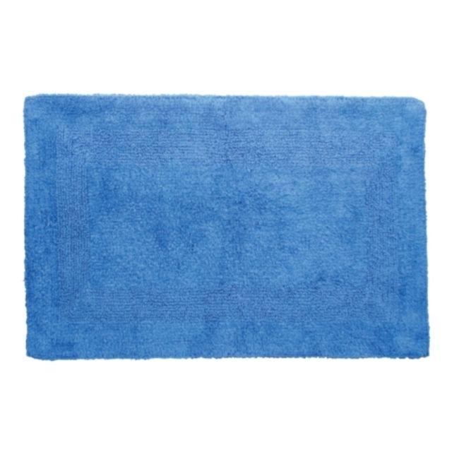 Tapis de salle de bain bleu 37d63f5a837