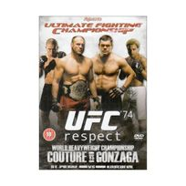 Fight Dvd - Ultimate Fighting Championship - 74: Respect Import anglais