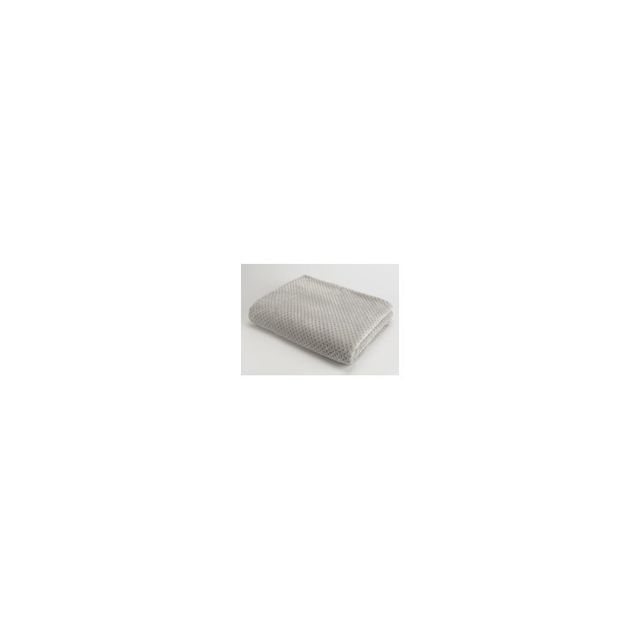 AMADEUS - Plaid Damier Gris 130x170