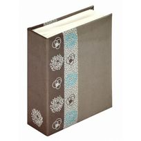 Imagine - Album photos pochettes Fidji 100 vues 11.5x15 gris