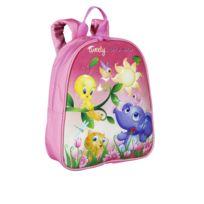 TITI - Mini sac à dos - 29 cm - Rose - Maternelle