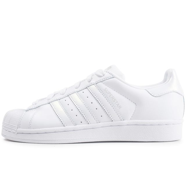 Adidas originals - Superstar Triple Blanc Femme