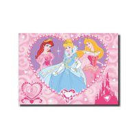 Associated Weavers Kids Corner - Tapis Princesses Jewels Tapis Enfants par Walt Disney