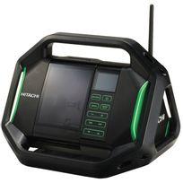 Radio de chantier 14.4V à 18V - Sans batterie, ni chargeur - UR18DSALW4