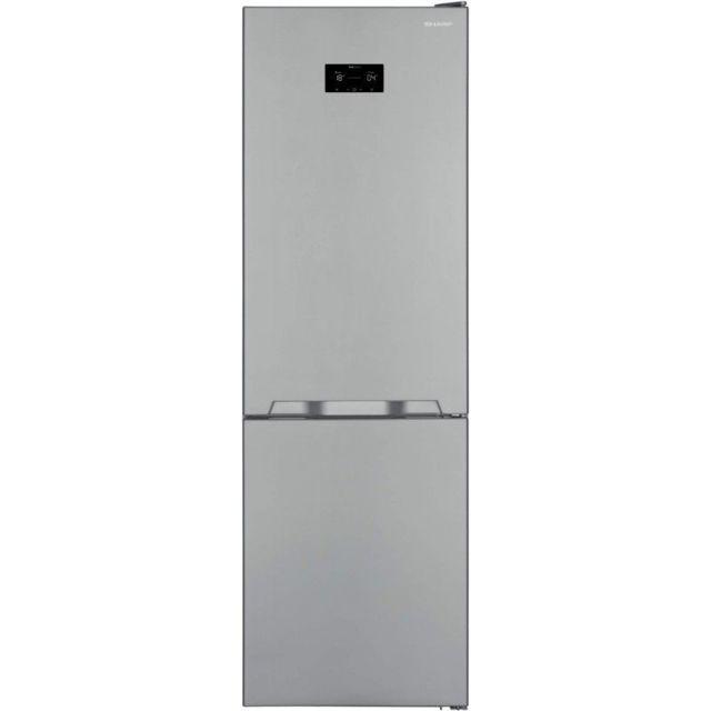 Sharp - Réfrigérateur - Congélateur en bas Sjba11IHXI1 - A + - 324 L