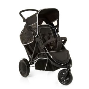 hauck poussette jumeaux freerider black naissance 3 ans pas cher achat vente. Black Bedroom Furniture Sets. Home Design Ideas
