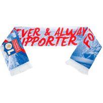 Ol Boutique - Echarpe supporter Lyon echarpe forever Blanc 74178
