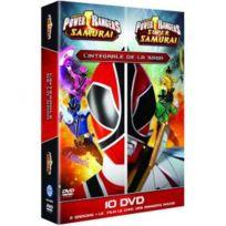 Clear Vision - Power Rangers - Coffret ultime : Intégrale des Saisons Samurai & Super Samurai