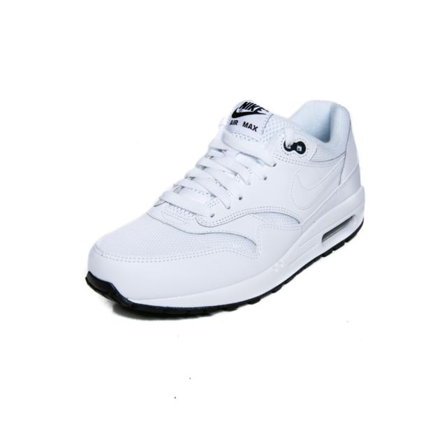 Max Basket Achat Homme 1 Pas Cher Nike Essential Blanche Air TKJlFc1