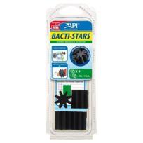 Api - Filtration biologiques Bacti-stars x4 Pour aquarium