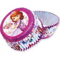 Amscan - Caissettes à cupcakes princesse Sofia x24