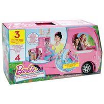 Barbie - Camping-car duplex - CJT42