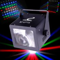 Excelighting - Moonflower multicolore 64 Led Rgbw