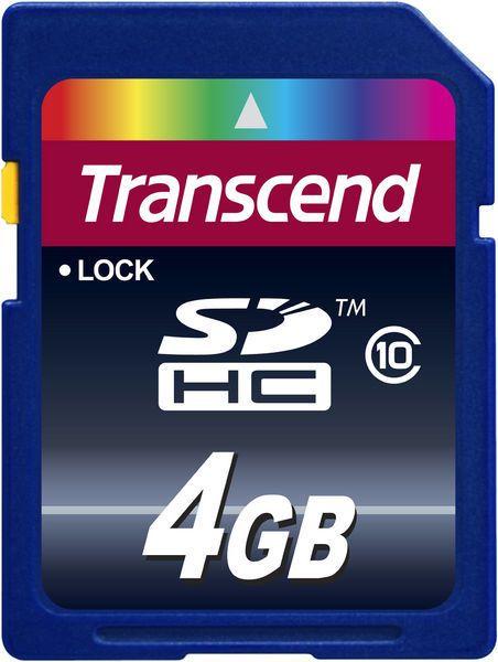 Transcend - 4Go