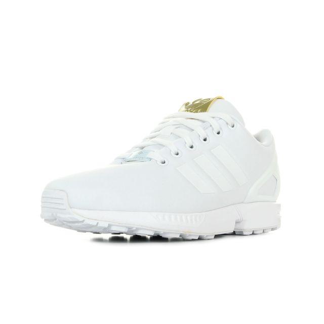 hot sale online eb933 85755 Adidas - Zx Flux W - pas cher Achat  Vente Baskets femme - RueDuCommerce