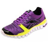 e0514f3640f2 Reebok - Realflex Fusion Tr 2.0 - Chaussures Running Femme Multicouleur 38.5