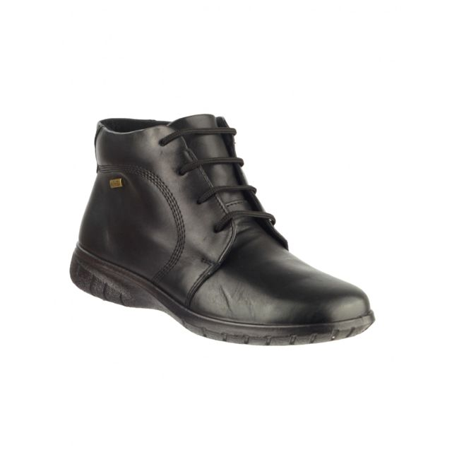 Cotswold 38 en Bibury Utfs171 montantes Femme Chaussures EurNoir cuir rxotsQChBd