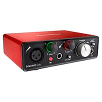 Focusrite - Scarlett2 Solo 2nd Generation