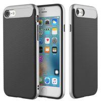 Rock - Coque Vision Series noire et grise iPhone 7