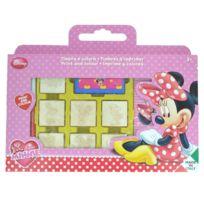 Multiprint - Valisette 7 tampons : Minnie