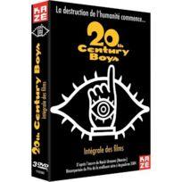 Dvd - 20th Century Boys - Integrale Des Films Reedition