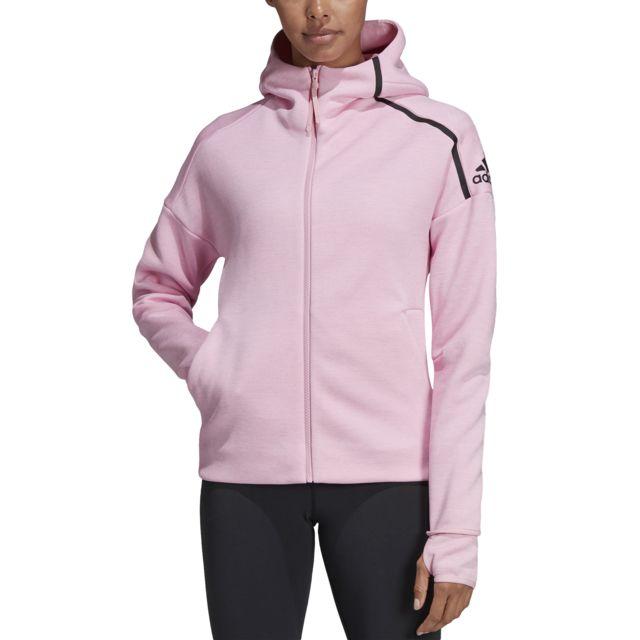 Adidas Veste femme Z.N.E. Fast Release pas cher Achat