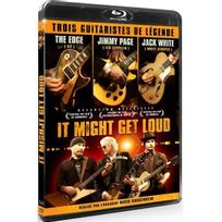 First - It Might Get Loud Blu-Ray
