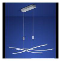 B-leuchten Luminaire Design - Grand Lustre Led Monte et Baisse Dalmazia très lumineux Dimmable