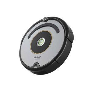 irobot aspirateur robot roomba 615 achat aspirateur sans sac silencieux. Black Bedroom Furniture Sets. Home Design Ideas