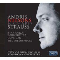 Orfeo - Richard Strauss - Ainsi parlait Zarathoustra, Don Juan, Til l'espiègle