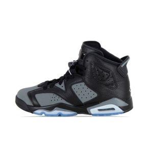 Nike Air Jordan 6 Retro (GS) - 384665-010 Noir - Chaussures Basket montante Homme